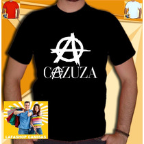 Camisa Cazuza Camiseta Cantor Banda Legiao Rappa Engenheiros