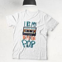 Camiseta Masculina Estampa Digital Exclusivas