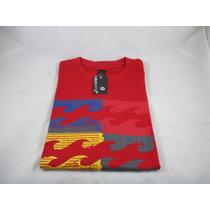 Camiseta Billabong Tamanho M