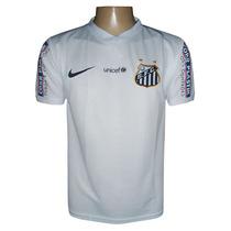 Camisa Santos Nike Branca Sem Patrocínio 2015