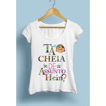 Camiseta Carnaval Quem É Essa Ai Papai Ivete Sangalo