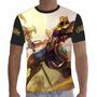 Camisa Camiseta League Of Legends Lol Azir