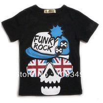 Camiseta Infantil Cavera Divertida