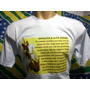 Camiseta Unissex - Personalizadas C/imagens Santos Umbanda