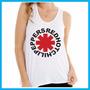 Regata Feminina Red Hot Chili Peppers, Rock, Banda, Música