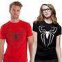 Camiseta Homem Aranha - Camisa Super Herois Spider Man