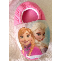 Atacado 10 Pantufas Personagens Times Frozen Peppa Minions