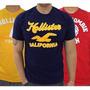Camiseta Camisa Abercrombie Ou Hollister (frete Mais Barato)