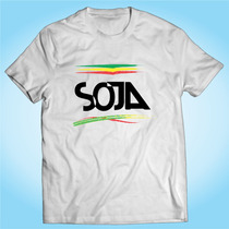 Camisa Soja -soldiers Of Jah Army -reggae - Música - Pop