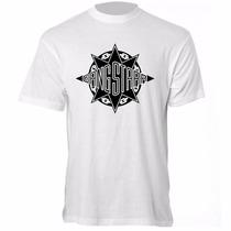 Camiseta Gang Starr - Camisa, Hip Hop, Rap