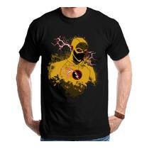 Camiseta Camisa The Flash Reverso Eobard Thawne