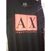 Camiseta Armani Exchange Masculina