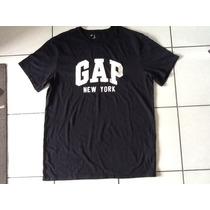 Camiseta Masculina Gap Tamanho P E G Nova Importada