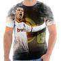 Camiseta Camisa Cristiano Ronaldo Real Madrid Cr7 Mod 02