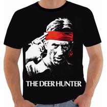Camiseta Franco Atirador The Deer Hunter Robert De Niro