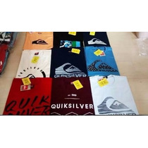 Kit 20 Camisas Original Quiksilver Hurley Billabong Oakley