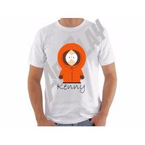 Camisa Camiseta South Park Kenny