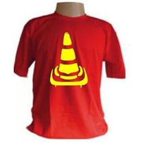 Camiseta Cone Crew - Camisa Diretoria, Chama Os Muleke, Keep