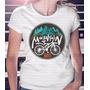 Camiseta Feminina Mountain Bike Coleção 2016