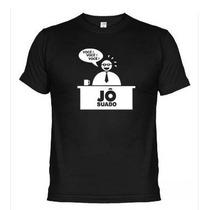 Camisetas Engraçadas Jô Suado Panico 057
