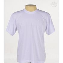 Kit Com 20 Camisetas Para Sublimação 100% Poliéster