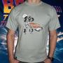 Camiseta Nerd De Volta Para O Futuro Delorean Transformers
