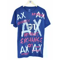 Kit 5 Camisetas Armani Exchange Original Pronta Entrega