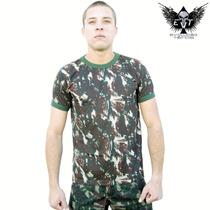 Camisa Camuflada Militar - Padrão Exército Brasileiro