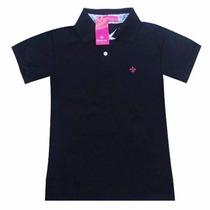 Camisa Polo Dudalina Feminina Kit C/ 3 Blusas.