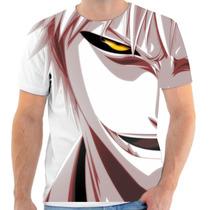 Camiseta Camisa Masculina Anime Otaku - Bleach 09