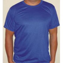 Camiseta Malha Fria 100%poliester Exg 67 X 80 Grande Cores