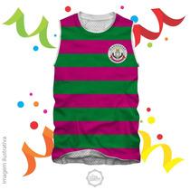 Camiseta Regata Smash - Mangueira Carnaval 2016