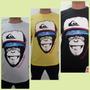 Camiseta Macaco Quiksilver