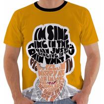 Camiseta Laranja Mecanica Stanley Kubrick Clockwork Orange