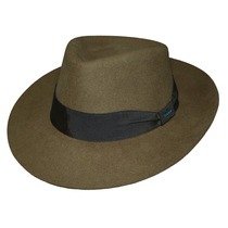 Chapéu Social Lã Indiana Jones Marrom - Pralana Bs-00167 M