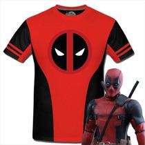 Camiseta Deadpool - Camisa Deadpool - Edição Especial Marvel