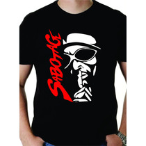 Camisa Camiseta Sabotage Rap Nacional Rap É Compromisso