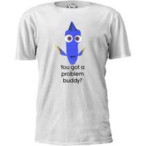 Camiseta Procurando Dory Nemo