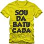 Samba Camiseta Sou Da Batucada