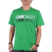 Camiseta Onbongo The Journey Verde