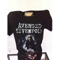 Avenge Sevenfold Camiseta, Korn, Nightwish, Bullet For