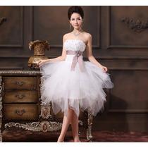Vestido De Noiva Casamento - Ótimo Preço # 66