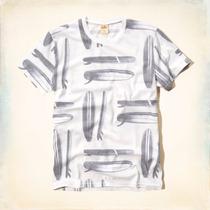 Camiseta Hollister 100% Original Direto Dos Usa Coleção 2015
