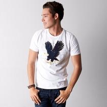 Camiseta Importada American Eagle Aeo Hco Hollister Fitch