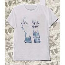 Camiseta Masculina T-shirt Fuck You Frases Engraçadas Barata