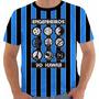 Camiseta Engenheiros Do Hawaii Grêmio Gessinger