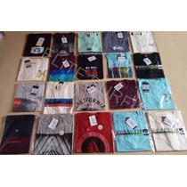 Kit 10 Camisetas Original Quiksilver Oakley Hurley Ripcurl