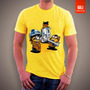 Camiseta Star Wars Minion Filme Desenho Camisa Personalizada