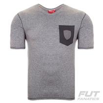 Camiseta Puma Scuderia Ferrari Pocket - Futfanatics