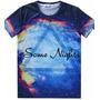 Nova Moda Feminina 2015 Blusa Tie Dye 3d Impresso